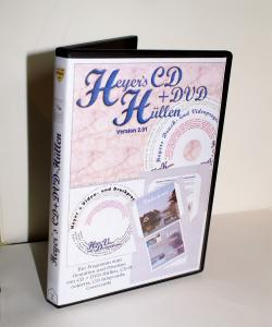 Heyer's CD+DVD-Hüllen (Version 2)