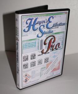 Heyer's Etiketten-Studio Pro (Version 5) Update* von Version 4