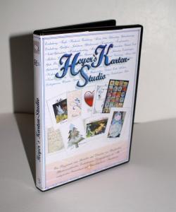 Heyer's Karten-Studio (Version 5) - Update* von Version 4