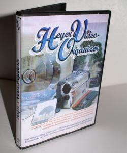 Heyer's Video-Organizer (Version 2) - Update* von Version 1